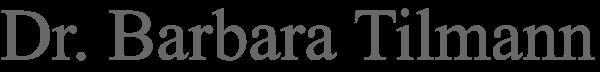 Allgemeinärztin | Dr. Barbara Tilmann | Schule der Entfaltung Logo